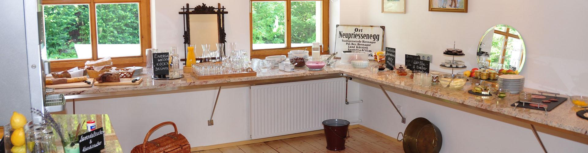 frühstücksbuffet-frühstückspension-hermagor-nassfeld